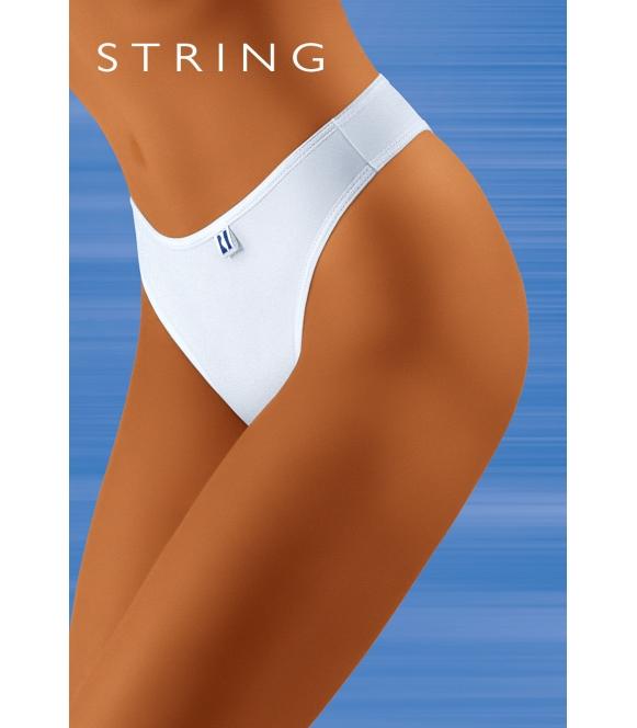Stringi Tahoo String Białe