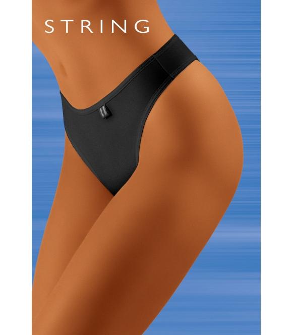 Stringi Tahoo String Czarne