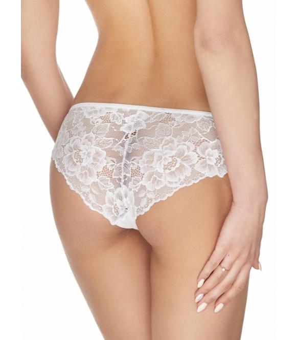 Figi Glamour 036 Białe