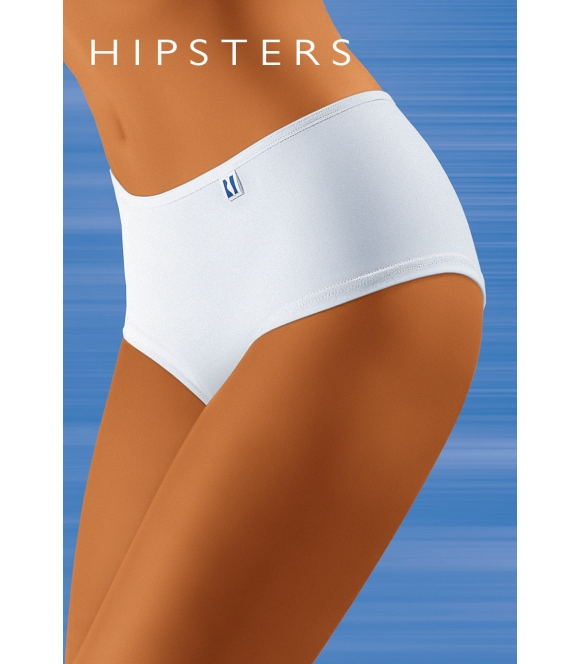 Figi Tahoo Hipsters Białe