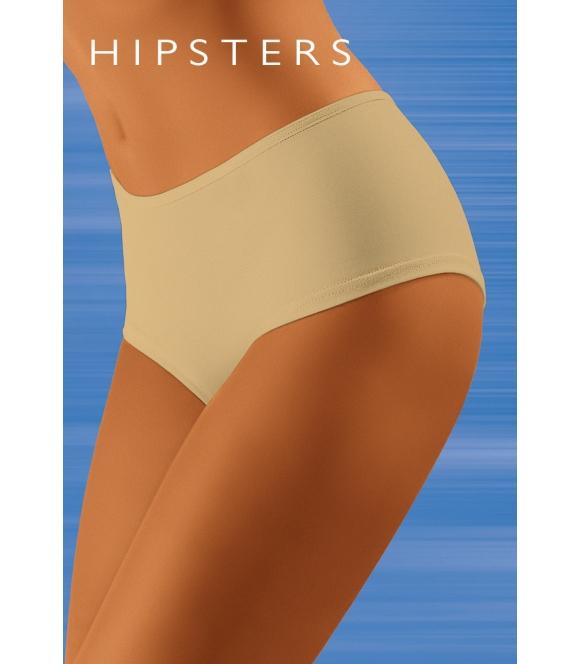 Figi Tahoo Hipsters Beżowe