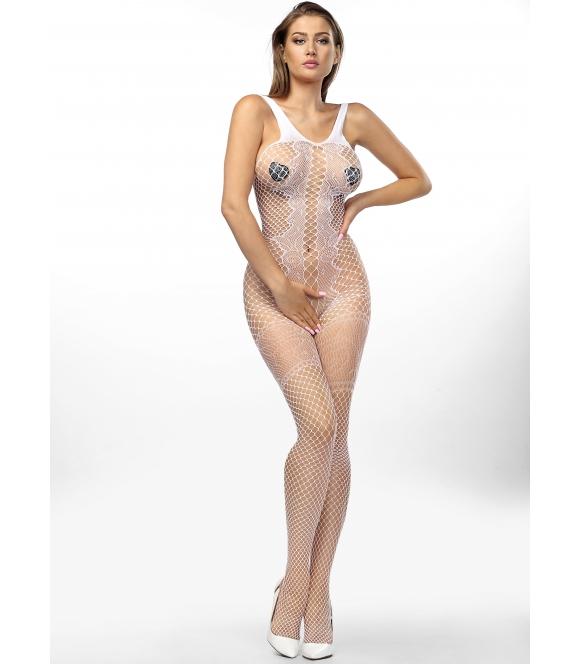 anais ażurowe bodystocking  siateczki seksowne prześwitujące model bianca