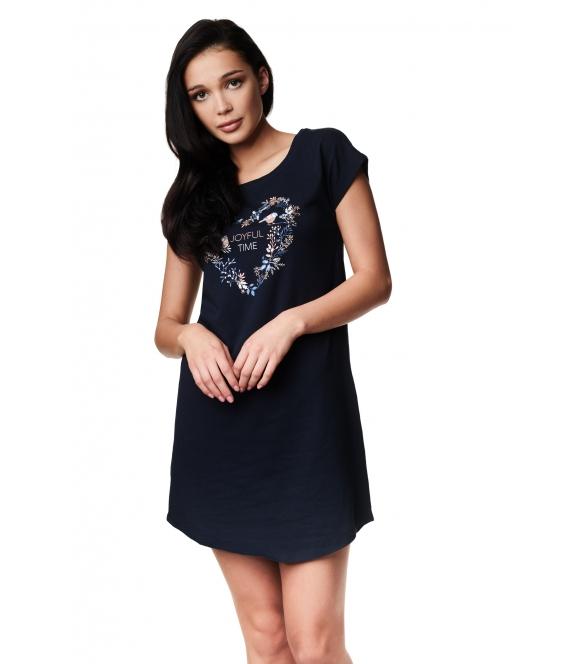 Koszulka Zoe 39215-59X Granatowy