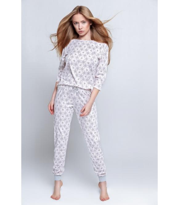 100% bawełniana piżama alive firmy sensis