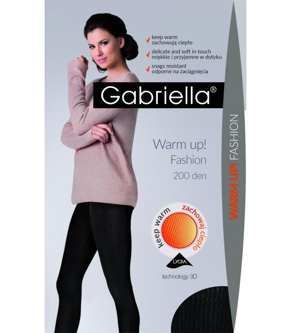 Rajstopy Warm Up! Fashion 200 den