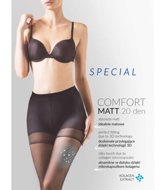 Rajstopy Comfort Matt 20 den code 479