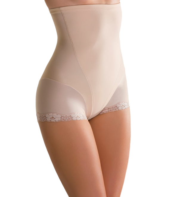 Shorty Violetta Beżowe
