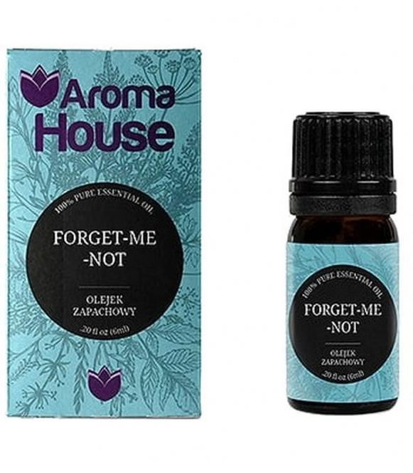 olejek zapachowy 6 ml nie zapomnij mnie niezapominajka aroma house