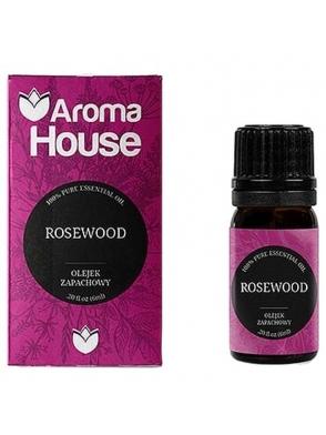 olejek zapachowy róża z nutką drzewną pojemność 6 ml do odświeżania powietrza