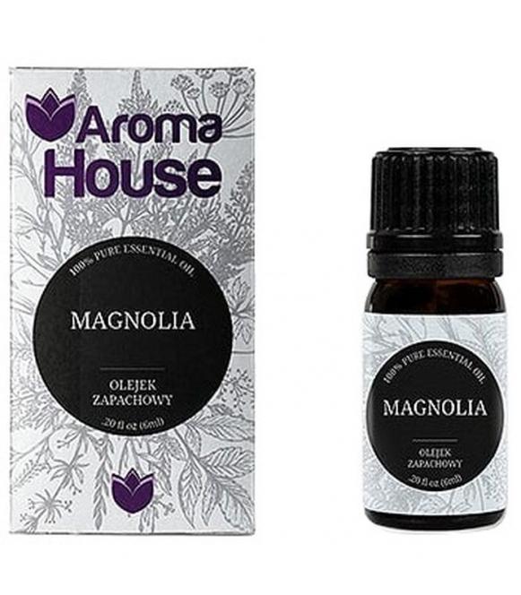 zapach magnolii białych kwiatów i nuty jaśminu olejek zapachowy 6 ml aroma house