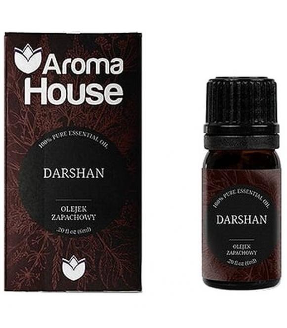 darshan olejek zapachowy 6 ml aromat drzewno kwiatowy z orientalna nuta