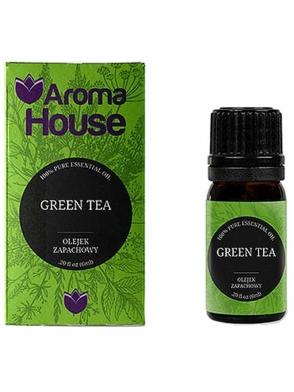olejek zapachowy green tea zielona herbata od aroma house
