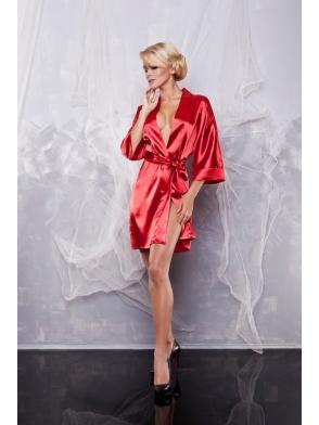 Peniuar Scarlett 90 Czerwony