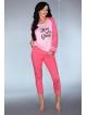 Piżama Malblea Różowa