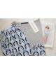 Piżama Blue Pingwin