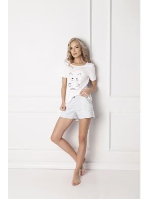 Piżama Catwoman Short White