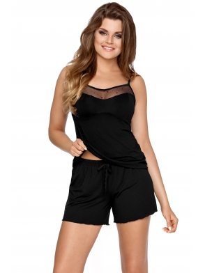 Piżama Arabella Czarna