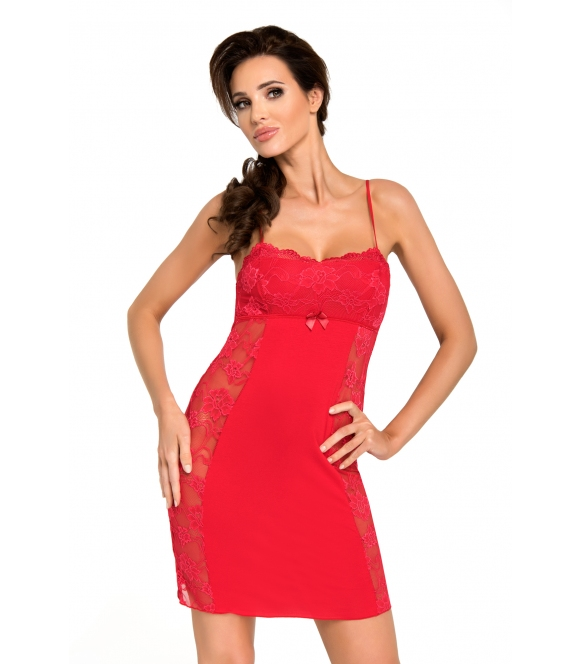 Koszulka Brigitte II Czerwona