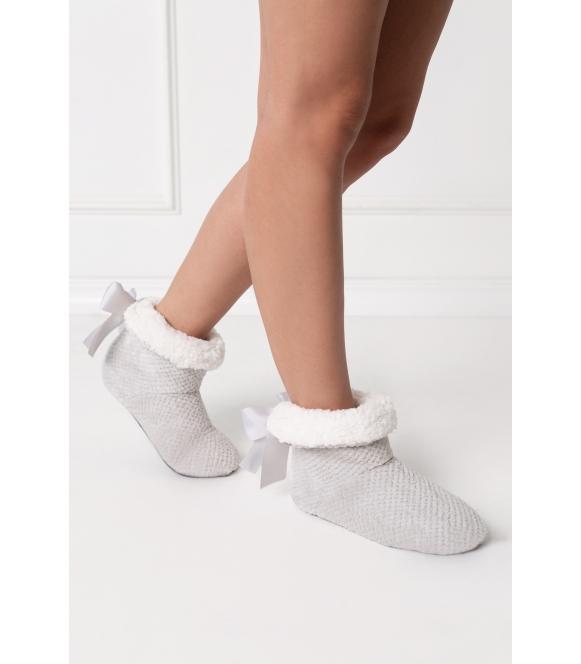 Pantofle Annie Grey