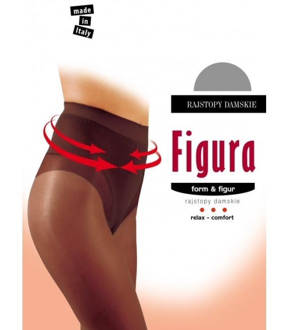 Rajstopy wyszczuplające damskie FIGURA 50 DEN Włoskie