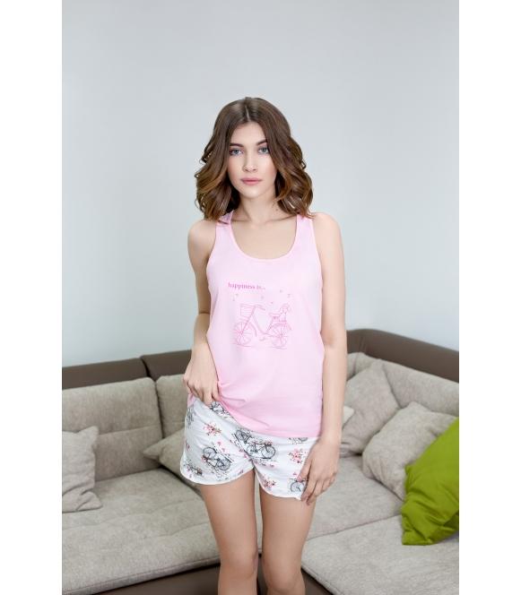 Piżama Happiness 579