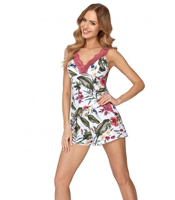Piżama Kayla (usztywniane miseczki)