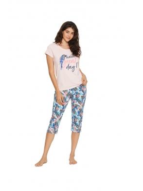Piżama Fruity 38052-03X Różowy