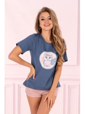 Piżama Pygmy Owl