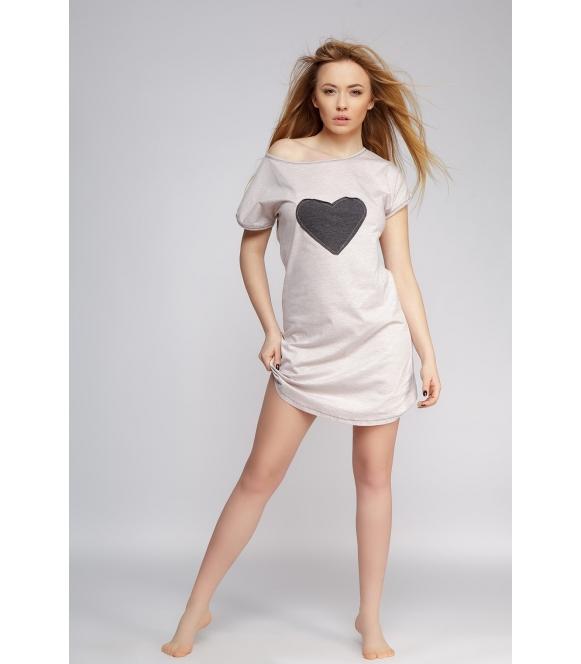 Koszulka Love Różowa